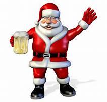 santa with beer1